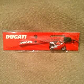 ドゥカティ(Ducati)のDUCATI999S ストラップ(ストラップ/イヤホンジャック)