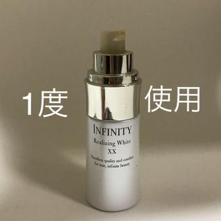 インフィニティ(Infinity)のインフィニティ リアライジング ホワイト X X  美白 美容液(美容液)