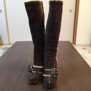 ドルチェアンドガッバーナ(DOLCE&GABBANA)のドルチェ&ガッパーナ  ブーツ(ブーツ)