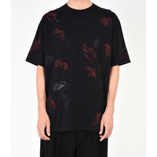 ラッドミュージシャン(LAD MUSICIAN)のLAD MUSICAN 花柄 BIG Tシャツ(Tシャツ/カットソー(半袖/袖なし))