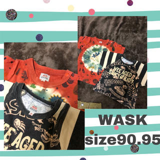 WASK 90.95セット
