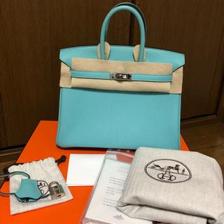 エルメス(Hermes)の2月までの出品/  ブルーアトール  バーキン B25(ハンドバッグ)