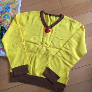 バックアレイ(BACK ALLEY)の【美品】 Back Alley ニット カットソー 120 130(Tシャツ/カットソー)