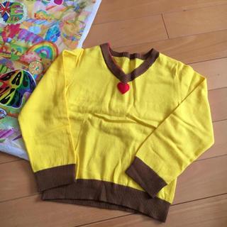バックアレイ(BACK ALLEY)の【超美品】 Back Alley カットソー ニット 100 110(Tシャツ/カットソー)