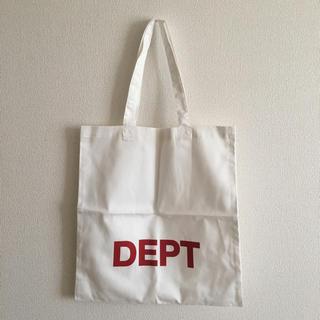 デプト(DEPT)のDEPT トートバッグ(トートバッグ)