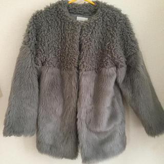 ムルーア(MURUA)のプードルファーコート(毛皮/ファーコート)