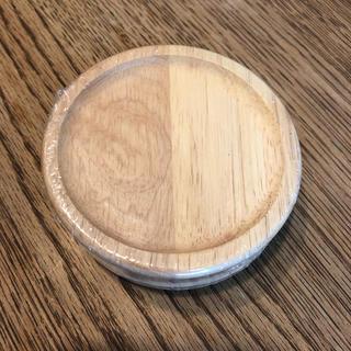 クリハラハルミ(栗原はるみ)の栗原はるみ  木製コースター5ケ(テーブル用品)