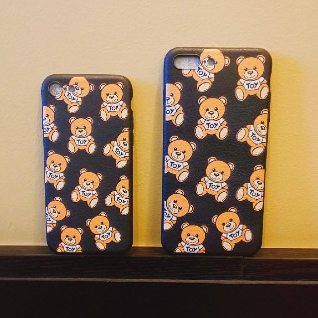Iphone6 ケース シャネル アマゾン | 【新品】テディベア♥️iPhoneケースの通販 by ソフィア's select♥️|ラクマ