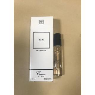キャロン(CARON)のキャロン アンフィニ オードパルファン サンプル 2ml(香水(女性用))