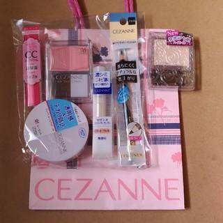 セザンヌケショウヒン(CEZANNE(セザンヌ化粧品))の新品☆セザンヌ☆ハイライト、ラッキーバッグ、ハッピーバッグ(フェイスカラー)