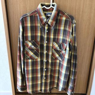 ザリアルマッコイズ(THE REAL McCOY'S)のリアルマッコイズネルシャツ(シャツ)