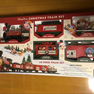 ディズニー(Disney)のディズニークリスマストレイン(電車のおもちゃ/車)