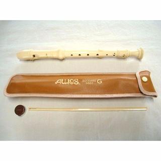 AULOS エリート 302A G ソプラノリコーダー 新品(リコーダー)