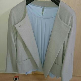 ピンキーアンドダイアン(Pinky&Dianne)の大きいサイズのセレモニースーツ 3点セット(スーツ)