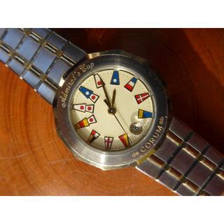コルム(CORUM)のコルム ・アドミラルズカップ  SS18K レディース    クォーツ(腕時計)