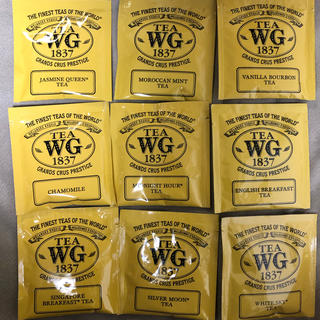 ウェッジウッド(WEDGWOOD)のTWG 紅茶(茶)
