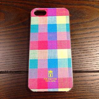 ニコアンド(niko and...)のニコアンド iPhone5/5s用ケース(モバイルケース/カバー)