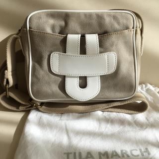 ティラマーチ(TILA MARCH)のティラマーチ キャンパス生地 ショルダーバッグ(ショルダーバッグ)