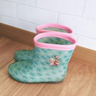 ディズニー(Disney)の16センチ 長靴 アナ雪(長靴/レインシューズ)
