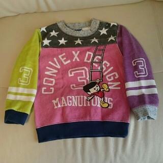 コンベックス(CONVEX)の値下げ!コンベックス トレーナー/95(Tシャツ/カットソー)