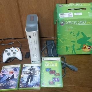 エックスボックス360(Xbox360)の☆e.k&n様専用☆Xbox360(家庭用ゲーム本体)
