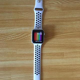 アップルウォッチ(Apple Watch)のアップルウォッチ3 NIKE42mm(スマートフォン本体)