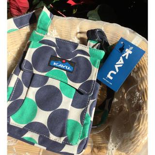 カブー(KAVU)のKAVU ショルダーバッグ 新品(ショルダーバッグ)