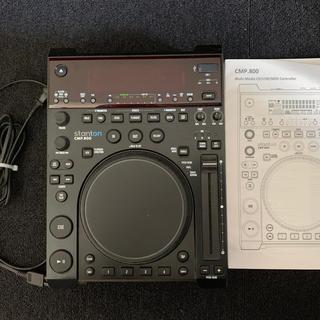 パイオニア(Pioneer)の美品 スタントン CDJ CMP800 STANTON パイオニア(CDJ)
