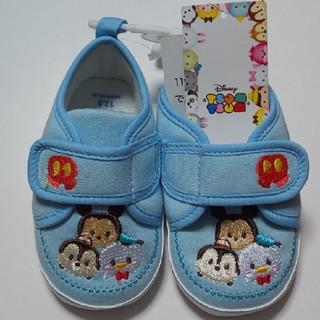 ディズニー(Disney)のツムツム☆靴☆12.5cm(スニーカー)
