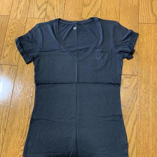 GAP - 美品 GAP グレーTシャツ カットソー 半袖