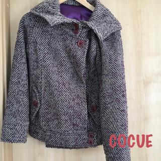 コキュ(COCUE)のCOCUEのジャケット(テーラードジャケット)