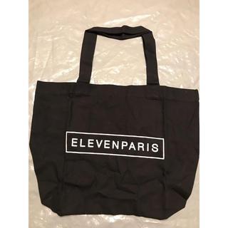 イレブンパリ(ELEVEN PARIS)のELEVENPARIS イレブパリ エコバッグ 新品未使用(エコバッグ)