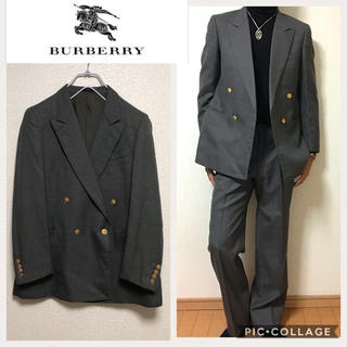 バーバリー(BURBERRY)のバーバリー  プローサム  最高級スーツ セットアップ(セットアップ)