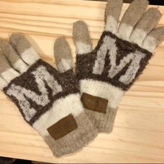 ディズニー(Disney)のミッキーマウス 手袋(手袋)