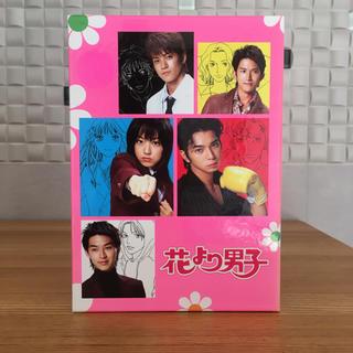 アラシ(嵐)の花より男子 DVD-BOX〈5枚組〉(TVドラマ)