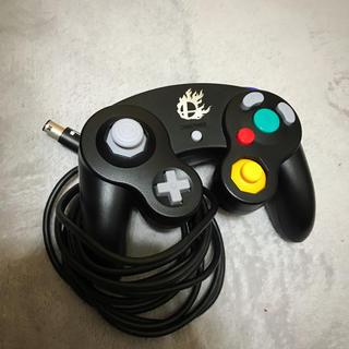 ニンテンドースイッチ(Nintendo Switch)の[再値下げ]ゲームキューブ スマブラ コントローラー(その他)