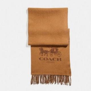 コーチ(COACH)のコーチ マフラー ストール スカーフ バンダナ coach 参考価格32700円(マフラー/ショール)