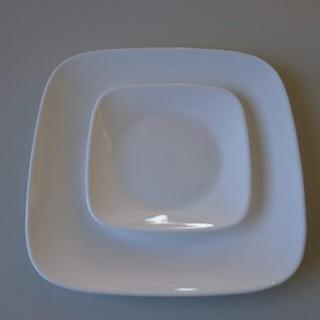 コレール(CORELLE)のコレール白 5種 計70枚セット(食器)
