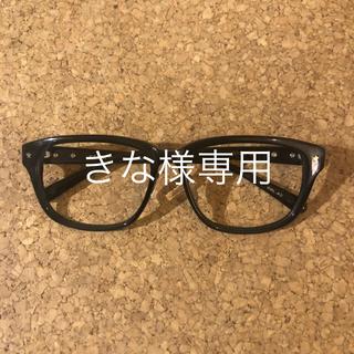 ケイタマルヤマ(KEITA MARUYAMA TOKYO PARIS)のKEITA MARUYAMA メガネ ウェリントン型(サングラス/メガネ)