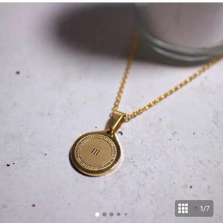マーティー ゴールドネックレス(ネックレス)