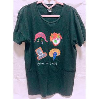 ワンオクロック(ONE OK ROCK)の SEKAI NO OWARI ライブTシャツ?(Tシャツ)