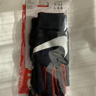 ナイキ(NIKE)のMA5 購入 Nike patta gloves S/Mサイズ(手袋)