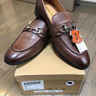 デデス(Dedes)のdedesken 革靴 ローファー 26.0cm(ドレス/ビジネス)