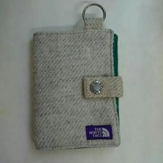 ザノースフェイス(THE NORTH FACE)のノースフェイス&ハリスツイード コラボ財布(財布)
