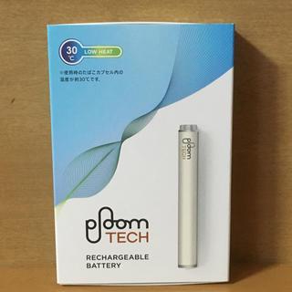プルームテック(PloomTECH)の新品未開封‼️購入証明書付き‼️ 正規品 プルームテック 純正 バッテリー(タバコグッズ)