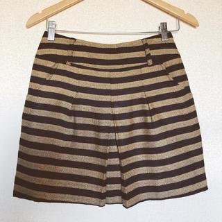 カリアング(kariang)のKariang ツイード調 スカート(ミニスカート)