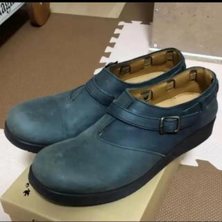 クアドロ(QUADRO)のクオドロ  靴(スリッポン/モカシン)