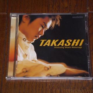 松永貴志 「TAKASHI」帯付き(ジャズ)