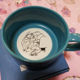 オーロラヒメ(オーロラ姫)のディズニープリンセス オーロラ姫 スープマグ(キャラクターグッズ)
