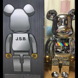 【新品】 jsb J.S.B. be@rbrick ベアブリック 1000%